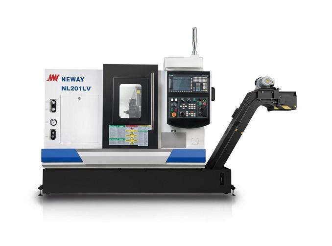 Kiváló minőségű megmunkáló gép – Neway CNC Elektromos főorsójú eszterga